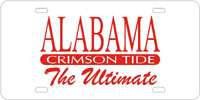 003014-Alabama THE-ULTIMATE-Silver-Red