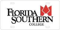 Florida Southern College Personalized License Plate