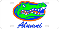 051124 Gator Head Alumni Silver-Blue-Orange