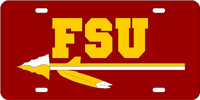 053012 Florida State University - FSU Spear Garnet-Gold