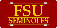 053180 Florida State University - FSU Seminoles Garnet-Gold