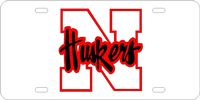 130065 Nebraska, University of - N Huskers Silver-Red