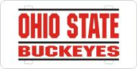 136036 Ohio State University - Ohio State Buckeye Bar 1