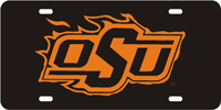 141016 Oklahoma State University - OSU Flames Black-Orange