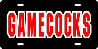 GAMECOCKS Auto Tag